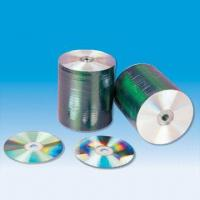 China 700MB (120mm) 80mins Blank CD-R 52x Disc For Data / Text / Audio / Video Photography Use wholesale