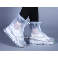 China Non Skid Waterproof Shoes Cover , Reusable Rain Snow Boots For Cycling wholesale