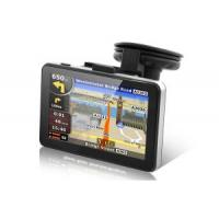 China 5 Inch GPS Bluetooth AV-in 5 Car GPS with Free Map wholesale