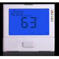 China Single stage 1 Heat 1 Cool Digital Room Thermostat ForAirConditioner wholesale