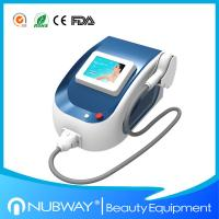 China High Quality of Portable 808nm Diode Laser Hair Removal Machine Beauty Spa Hair Removal wholesale