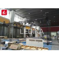 Buy cheap 1-4 Meter Aluminum Spigot Truss For Light Stage Square / Box Truss Outdoor Roof Systems from wholesalers