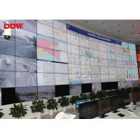 China LCD video wall curved security video wall 500nits  flexible Video Wall lg panel 1080p resolution DDW-LW550HN16 on sale