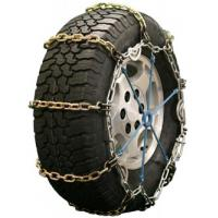China Alloy Steel Ice Cleat Tire Chains Cam Style Security Tire Chains For Trucks / Cars wholesale