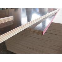 China Shuttering Film Faced Plywood / Construction Plywood Sheets with 8% - 12% moisture wholesale