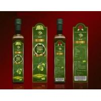 China Naturally Plastic Adhesive Labels for Bottled Green Olive Oil on sale