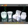 China Polyethylene Bar Furniture LED lighting bar stools With Wireless Remote Control wholesale