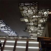 China decorative stainless steel lighting with fashion design wholesale