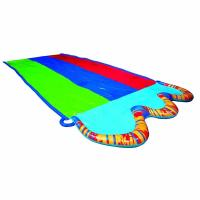 China PVC Inflatable Water Slides 58 Inch Wide Surfboard Summer Outdoor Entertainment wholesale