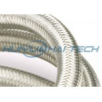 China Multi - Purpose Tinned Copper Braid Shield High Temperature Proof For Switch / Gear wholesale