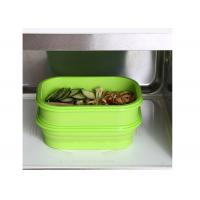 China Square Oven Safe Food Storage Containers Heat Resistant Unbreakable Customized Color wholesale