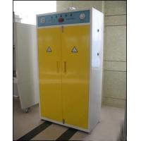 China cold-rolled steel sheet Cabinet , Gas Cylinder Cabinet With Aluminum Alloy Handle wholesale