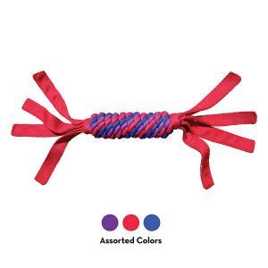 China Ballistic Nylon Dog Teething Toys Mutilple Sizes / Colors Available wholesale