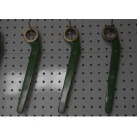 China Professional Single Bent Box Wrench , Bent Open End Wrench For Coal Mines wholesale