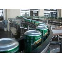 China Pop Top Can Liquid Filling Equipment All In One Beer Filling Machine wholesale