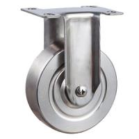 China Rigid stainless steel wheels wholesale