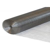 China Waterproof 4*4 SUS 304 Welded Wire Mesh , Steel Woven Wire For Farm Panel wholesale