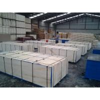 China WBP Phenolic film faced shutteringd plywood for concrete wall forms , Wear and weather resistant wholesale