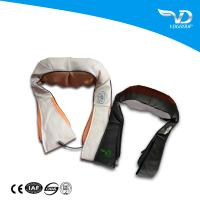 China Shiatsu Vibration Neck Shoulder Massager with Heat for Car Home and Office wholesale