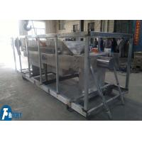 China Beet Pulp Clarification Plate And Frame Filter Press With 1m2 - 30m2 Filter Area wholesale