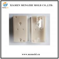 China High Precise Doble Color/Doble Material Injection Plug in Cover and Base with OEM Service on sale