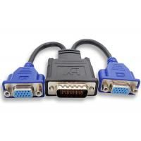 China DVI Splitter Cables Monitor Data Cable 59 PIN DVI Interface For Video Card wholesale