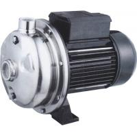 China Welding Impeller CPM Stainless Steel Submersible Pump / SS Centrifugal Pump wholesale