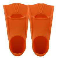 China Green color adult swimming fins made in China wholesale