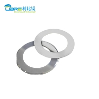 China HRA92.5 100x65x2mm Top And Bottom Circular Slitter Blades wholesale