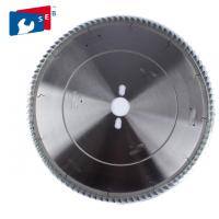 China Low Noise TCT Saw Blade Polishing And Painting Finishing For Cutting Mental wholesale