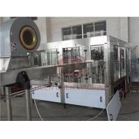 China Isobaric Plastic Bottle Carbonated Drink Filling And Capping Machine 10000BPH wholesale