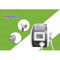 China Q Switched Nd Yag Laser Tattoo Removal Machine F12 For Pigments Removal wholesale