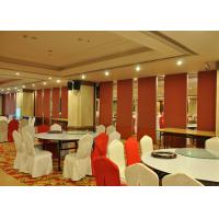 China Gypsum Eco-protection Stainless Steel Partition Wall For Conference Room wholesale