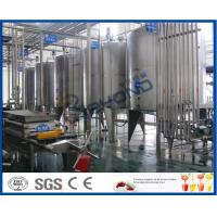 China Full Automatic Soft Drink Production Line For Energy Drink Manufacturing Process 3000-20000BPH wholesale