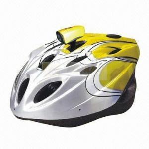 China Hot Sale HD 1,080P Helmet Camera with 20 Meters Diving Depth wholesale