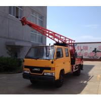 China GC-150 Hydraulic Chuck Truck Mounted Drilling Rig For Geological Exploration wholesale