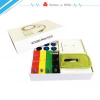 China Build-In Defibrillation Protect 12 Lead Portable ECG Machine Based On IOS System wholesale