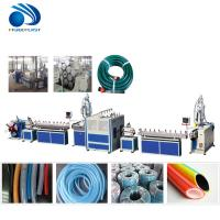 Buy cheap Flexible PVC Water Garden Hose Pipe Extrusion Making Production Line from wholesalers