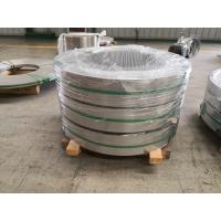 China 0.15mm - 2.0mm 316 Stainless Steel Strip / Cold Rolled Stainless Steel Coil on sale