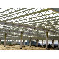 China Truss Roof Steel Structure Warehouse For Factory Buildings Construction wholesale