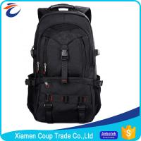 China Innovative Outdoor Sports Bag / Mens Hiking Backpacks For College Students wholesale