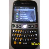 China Star C8000 WiFi Java TV Mobile Phone with Qwerty Keyboard and Track Ball wholesale
