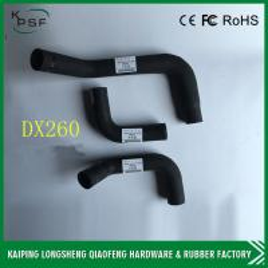 China Radiator Water Hose / Upper Radiator Hose 203-03-61510 For Cooling wholesale