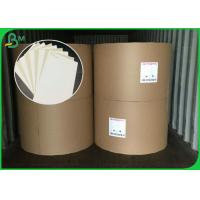 China FSC Certificate Recycled Pulp 230GSM 250GSM Coated Duplex Board Customized Size wholesale