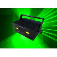 China Mini Green Laser Projector , 100MW Green Laser Show Lighting on sale