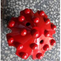 China Threaded Rock Reaming Drill Bit ST58 152mm Tungsten Carbide Material wholesale