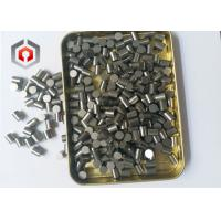 China 11 - 18.5 G/Cc Tungsten Fishing Sinkers With Corrosion Resistant Function wholesale