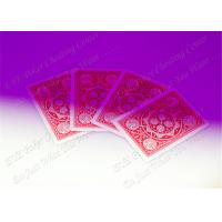 China Tally-Ho Marked Card Decks Work With Poker Perspective Glasses wholesale