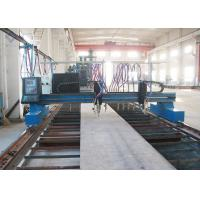 Quality Steel Structure Manufacturing Equipment H Beam Production Line for sale