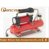 China Metal 12v Portable Air Compressor 4x4 4wd Heavy Duty Off Road Air Tank wholesale